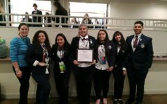 HOSA team competes in state conference, advances to nationals