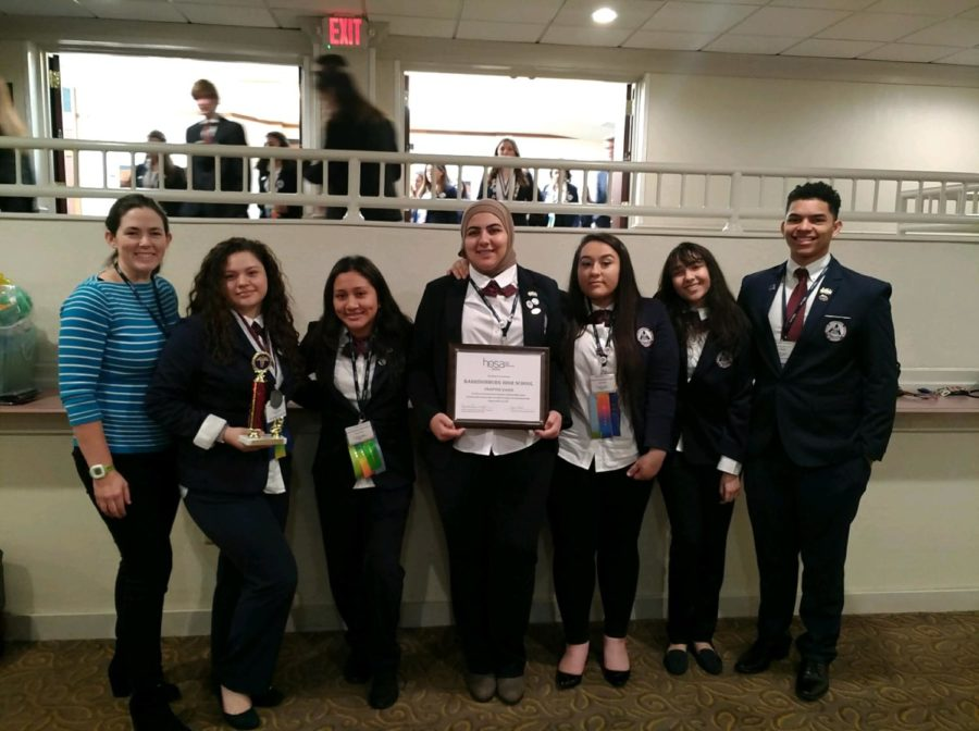 The+HHS+HOSA+team+takes+on+the+39th+Virginia+HOSA+State+Leadership+Conference.+This+is+the+first+time+the+Streaks+have+been+represented+at+the+conference.+
