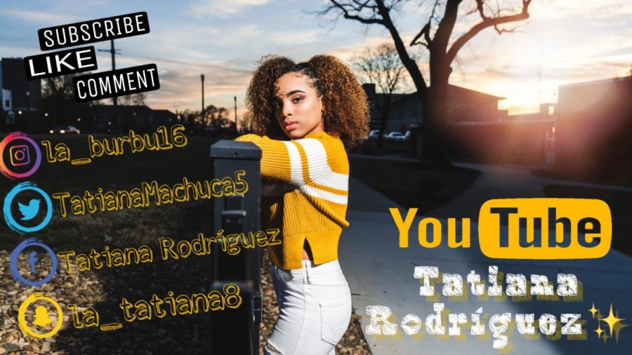Junior Tatiana Machuca-Rodriguez launches her YouTube channel after placing first at the Black Student Union talent show earlier this year. The positive reviews from the audience and judges inspired Machuca-Rodriguez to share her dance skills with the world through YouTube.