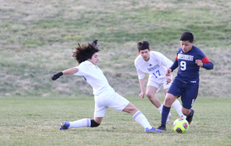 JV boys soccer falls to Peak View 1-0