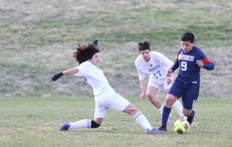 JV boys soccer falls to Peak View 1-0