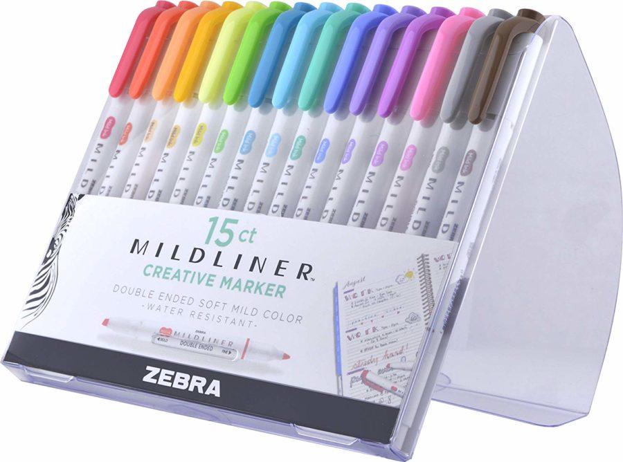 The+Zebra+Pen+Midliner+set.