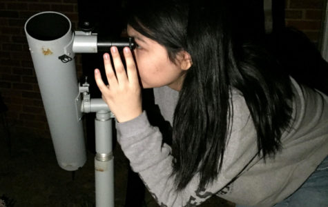 Robles plans to pursue career in astronomy