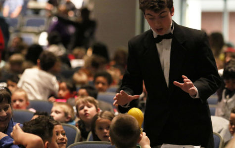 Hotchkiss finds joy in participating in Tiny Tots