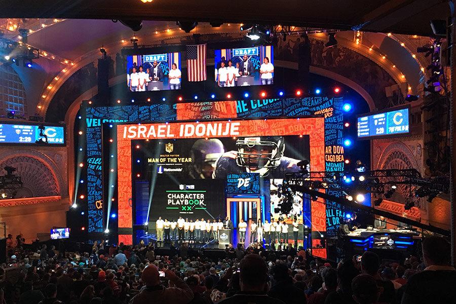 Collaborative 2019 NFL Mock Draft