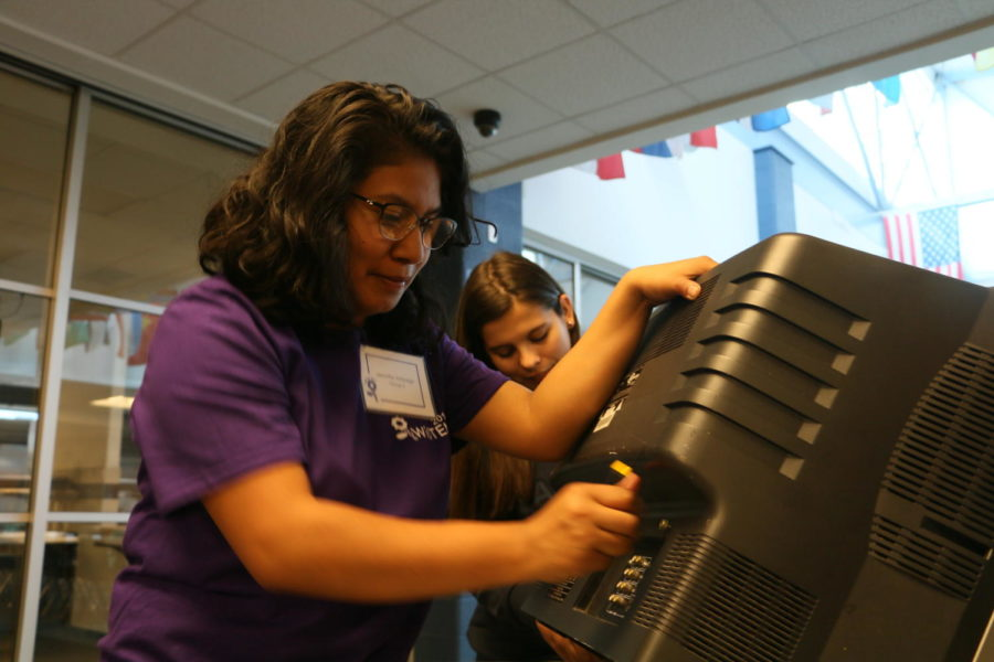 Annual WiSTEM event held at HHS
