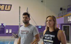 Two Olympians move to Harrisonburg to coach local club swim team