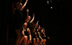 Harrisonburg High School holds the annual Valley Dance Showcase