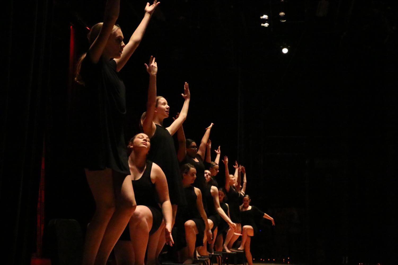 Harrisonburg High School holds the annual Valley Dance Showcase
