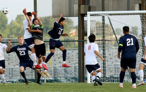 Boys Varsity Soccer beats Albemarle 2-0