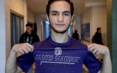 Muhamad receives full ride to JMU