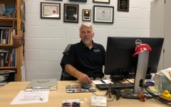 Blosser earns Presidential award nomination after 36 years of teaching