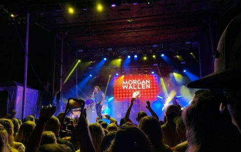 Morgan Wallen thrills crowd at Rockingham County Fair