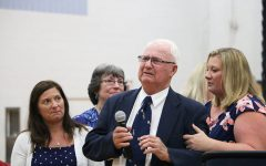Basketball court named in honor of former coach Roger Bergey