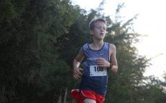 Cross country runs at City/County Championships