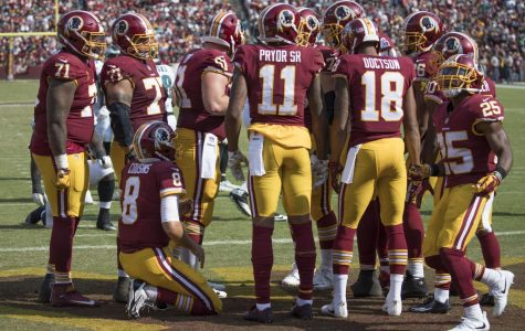 The Redskins logo is offensive and derogatory toward Native Americans, and it's time for it to be changed.