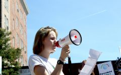 Spears, Benevento-Zahner hold strikes for climate change recognition