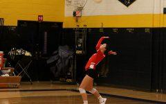 Varsity volleyball falls to Rappahannock