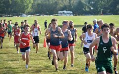Seniors settle into last season of cross country