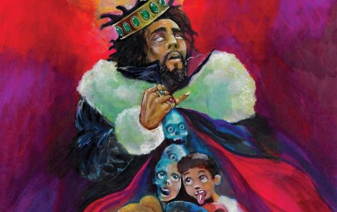 KOD by J. Cole- released April 20, 2018.