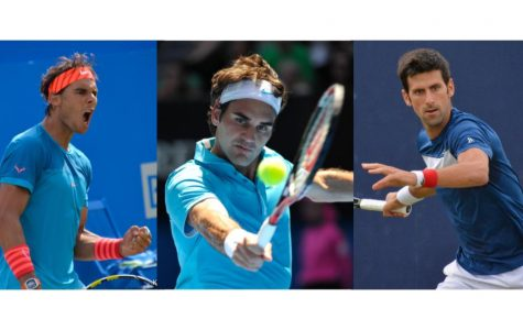 Djokovic and Nadal will never catch Federer