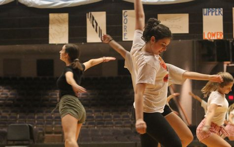FAACL students prepare dance performances for upcoming showcase