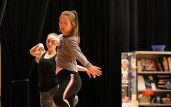 Lawton enjoys last year of dance club as president