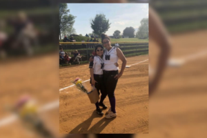 Softball players, coach mourn loss of former opponent