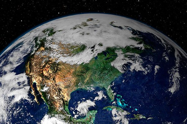 This photo of the Earth is from NASA's Terra Satellite. The Earth has many phenomena that many might not know about.