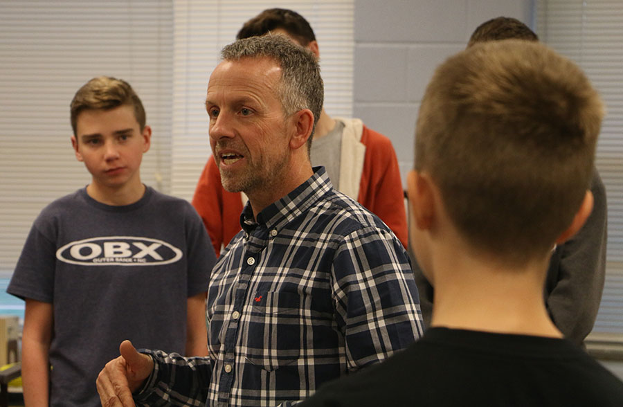 Director Ken Gibson explains the different types of monologues that can be chosen for upcoming musical auditions.