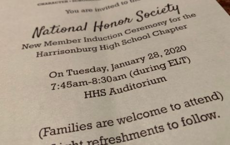 Juniors, seniors submit applications for National Honor Society