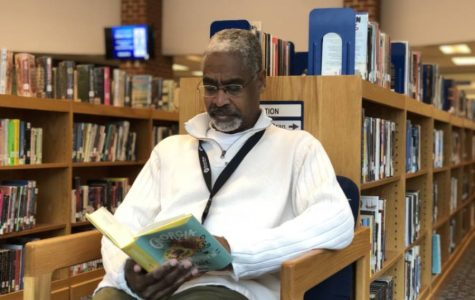 Martin gets different degree, becomes librarian