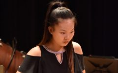 Liu becomes involved in HHS with band, tennis