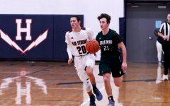 JV boys basketball falls to Broadway Gobblers