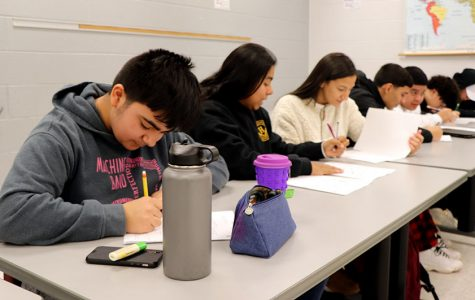 Second semester classes begin