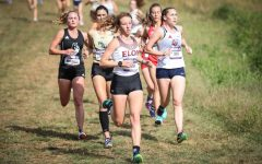 Miller finishes first collegiate cross country season, begins indoor track