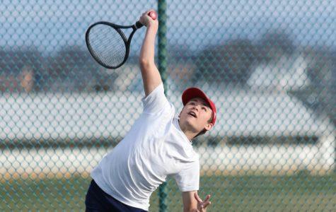 Beshoar reflects on tennis season cut short