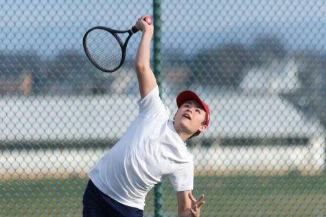 Beshoar reflects on tennis season cut short