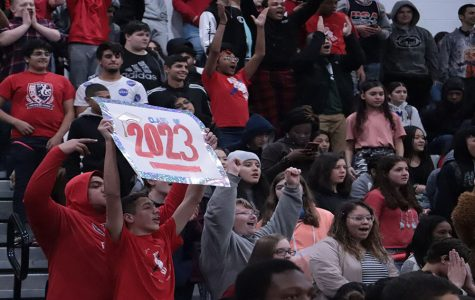 HHS holds annual winter pep rally