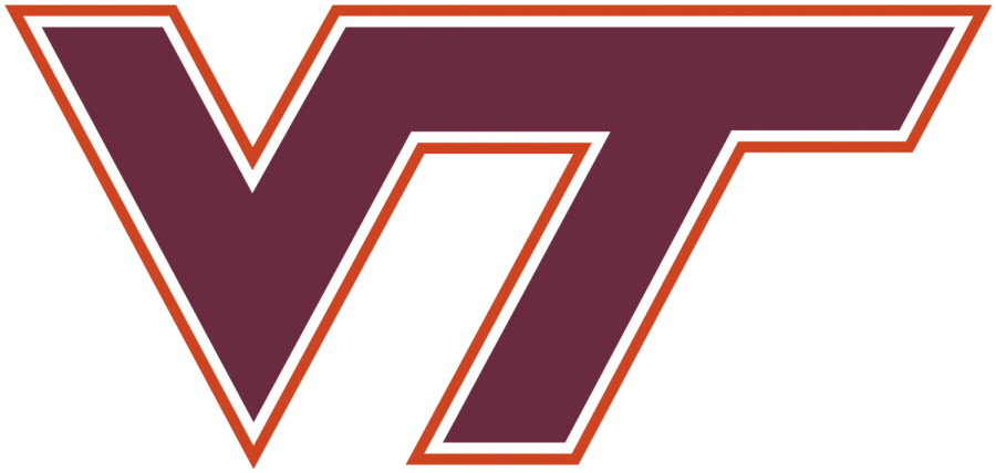 The Virginia Tech logo. Today, Virginia Tech honors the lives lost 13 years ago in a school shooting.