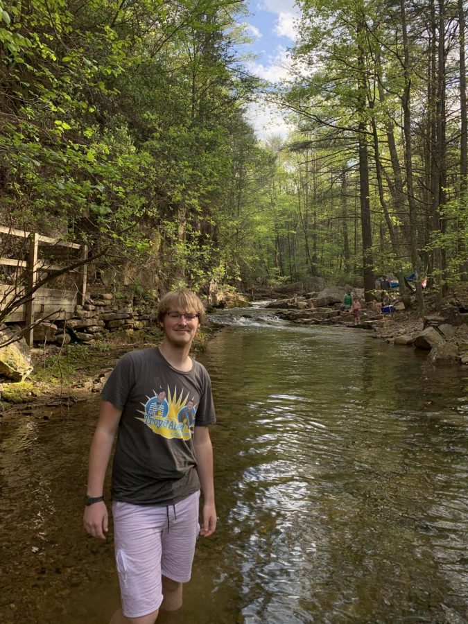 3 p.m. Wickline goes to Rawley Springs.