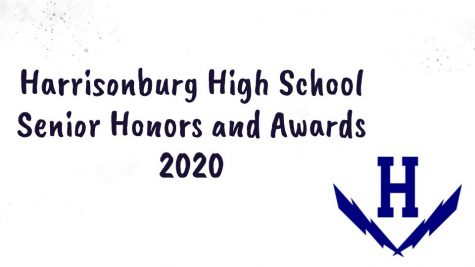 The opening title for the HHS Senior Awards Ceremony.