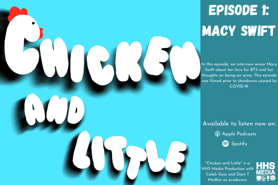 Chicken and Little Episode 1 - Macy Swift