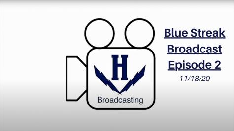 Blue Streaks Broadcast Episode 2