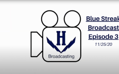 Blue Streak Broadcast Episode 3