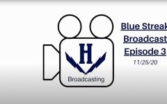 Blue Streak Broadcast Episode 3