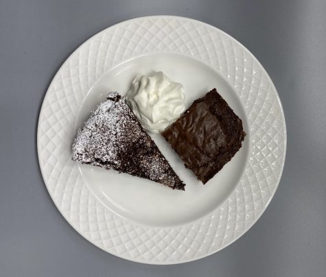 The Kladdkaka Kaussler tried during her taste test.