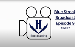 Blue Streak Broadcast Episode 9 – 1/20/21