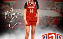 Cain first received an offer from Radford University in September of 2020. After consulting with her family and coaches, Cain felt the time was right to commit to Radford.