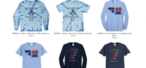 SCA announces winners of class t-shirt design contest